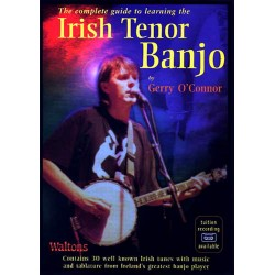 Méthode banjo tenor irlandais