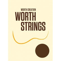Ukulele strings Worth brown...