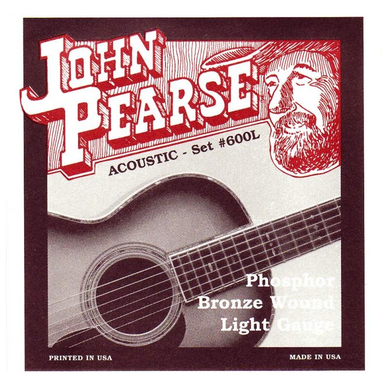 John Pearse Bronze phosphoreux