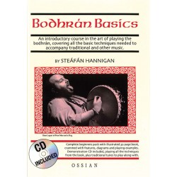 Bodhran Basics with CD