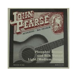 John Pearse Silk  and Steel