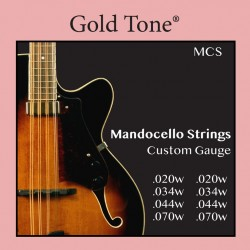 MandoCello strings