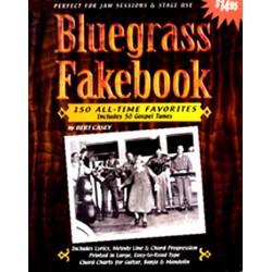 Bluegrass Fakebook