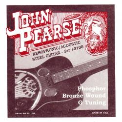 John Pearse Resonateur
