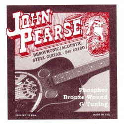 John Pearse Resonateur