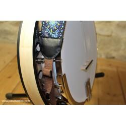 Sangle cradle banjo coton