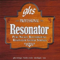 GHS Resonator 1600 Pure Nickel