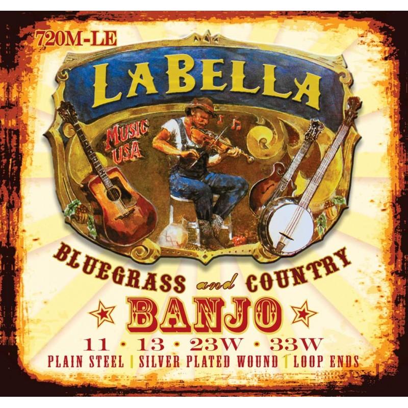 Banjo ténor La Bella