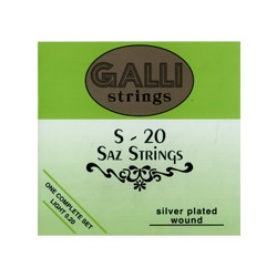 Saz Galli strings