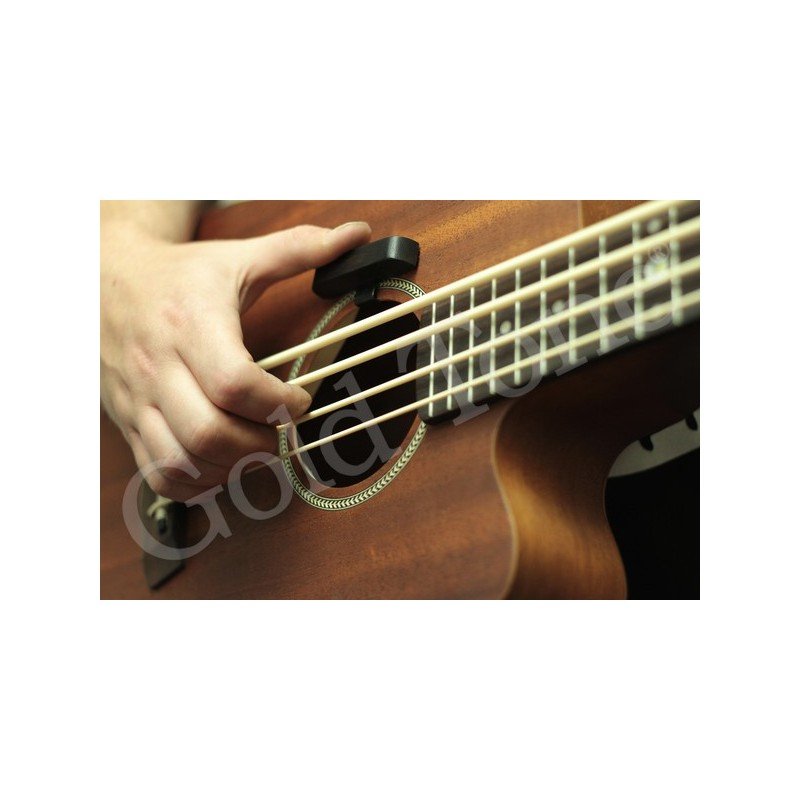 Bass thumb rest