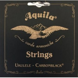 Aquila carbon black strings