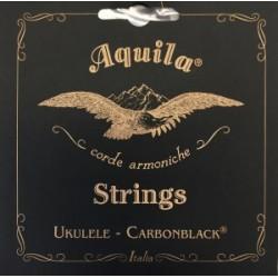 Aquila carbon black strings