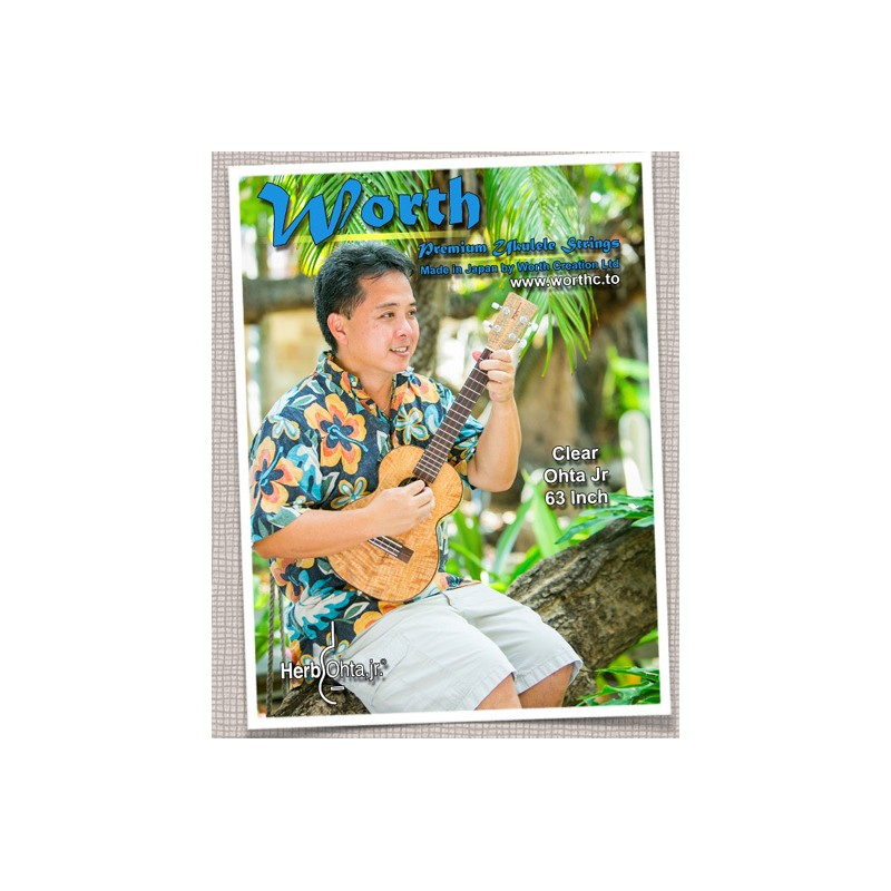 Herb Ohta Jr sets Worth Claires