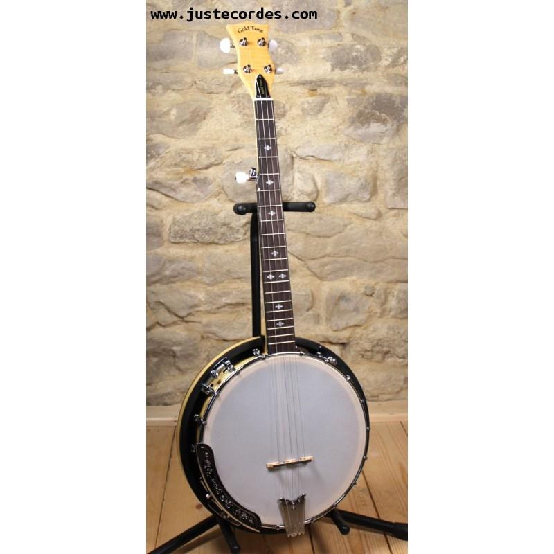 Banjo de voyage Cripple Creek-Traveller