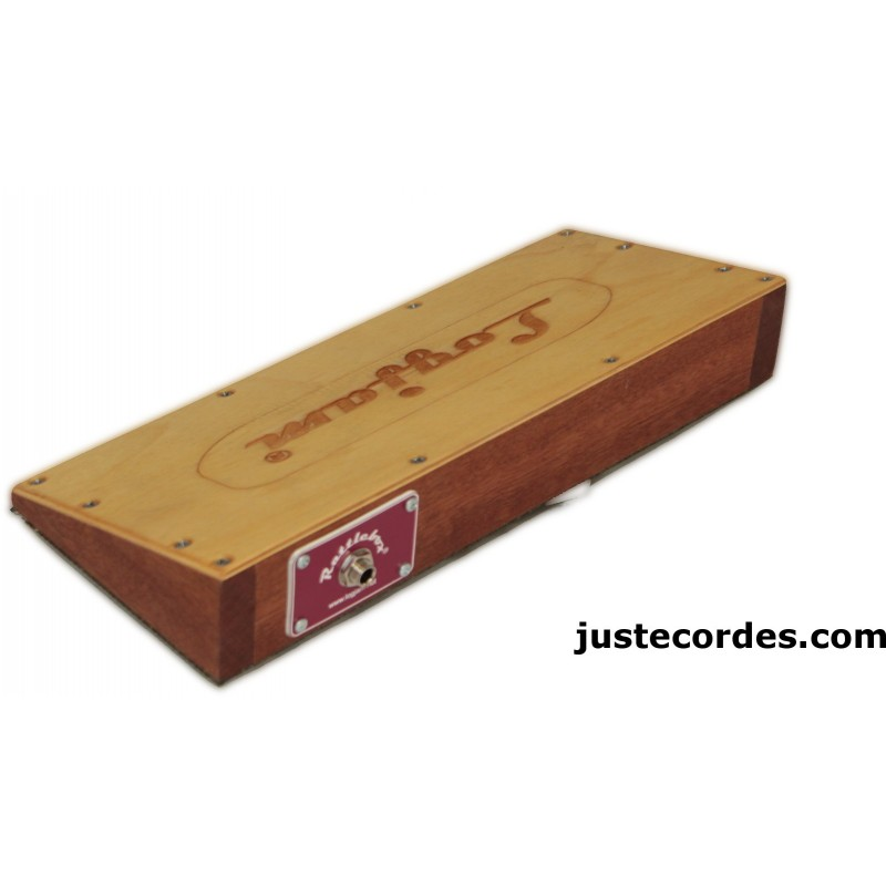 Stomp box caisse claire Rattle box