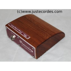 Stomp box Travelog