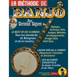 Méthode de Banjo en Français