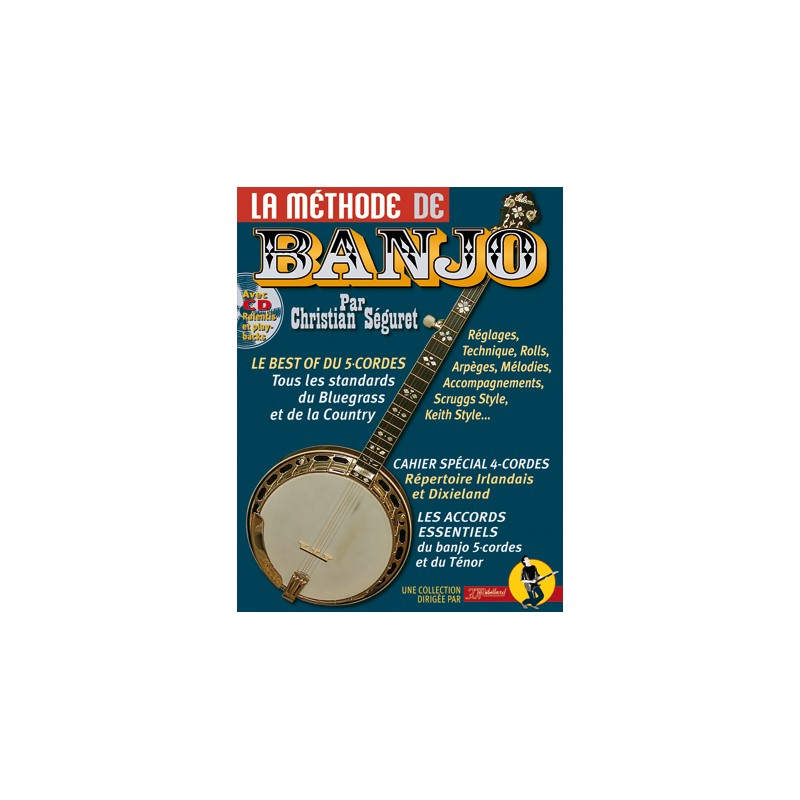 Méthode de Banjo 5 (in French)