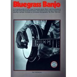 Banjo Bluegrass Méthode par Wernick