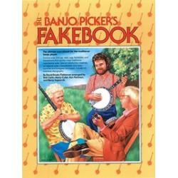 Banjo picker's Fakebook