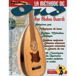 Méthode de Oud - Luth Arabe- en Français