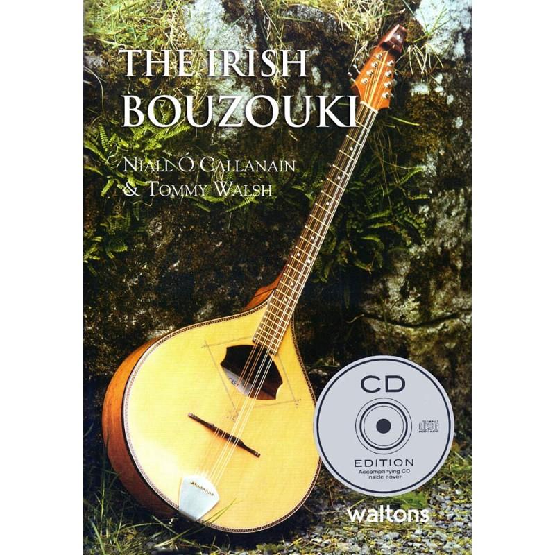 The Irish Bouzouki Tutor BK&CD