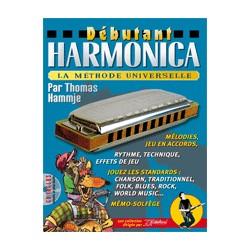 Méthode débutant harmonica