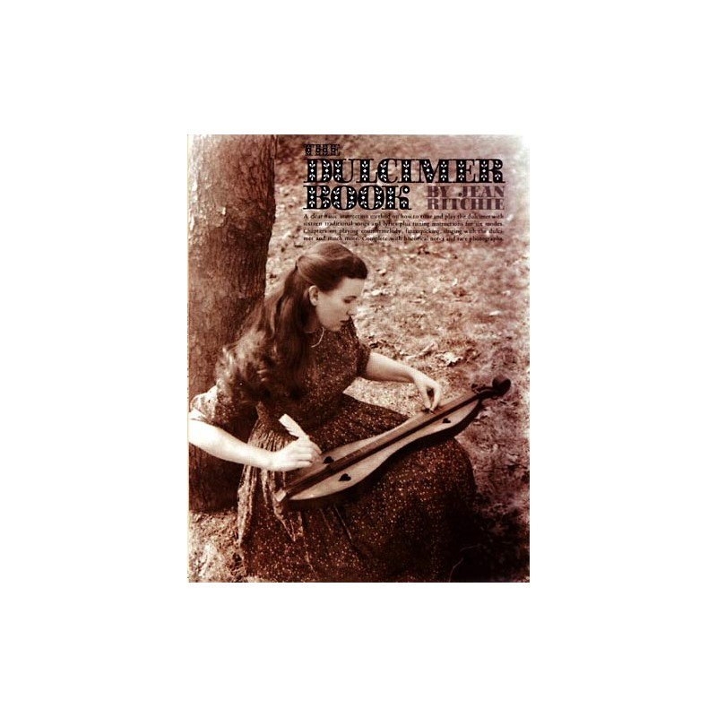 The Dulcimer Book-Jean Ritchie