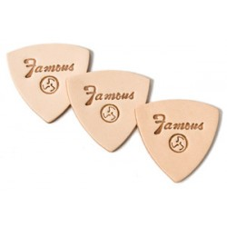 Leather pick Kiwaya