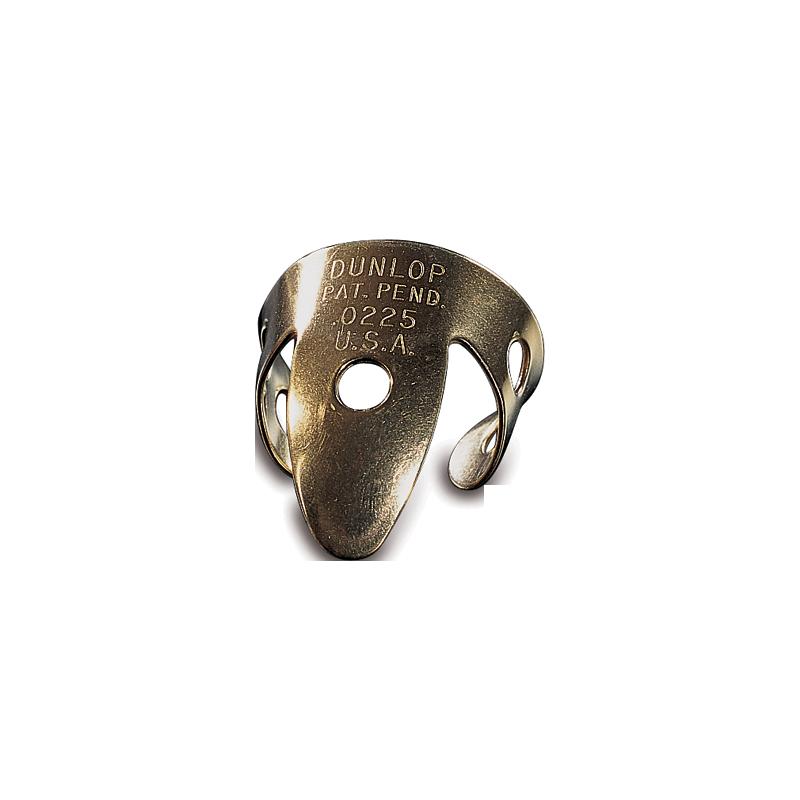 Dunlop brass fingerpick