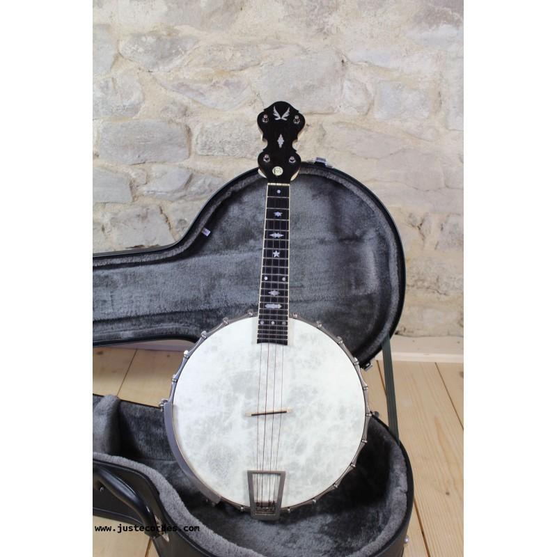 Banjo ukulele Barnes & Mullins Ancien