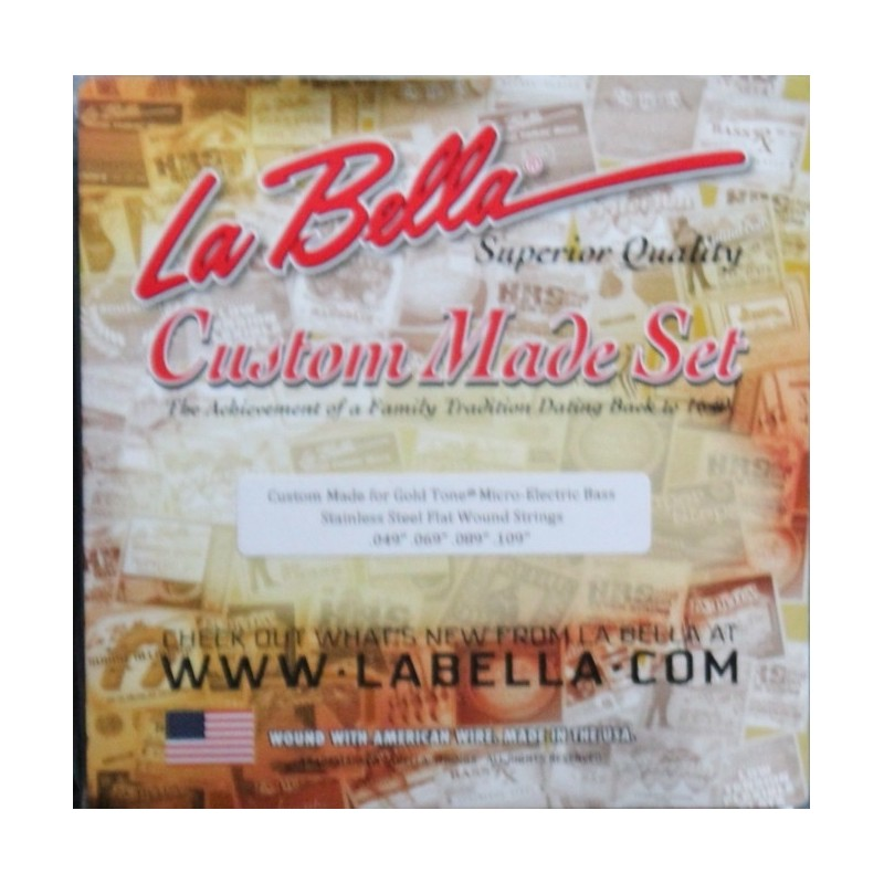 La Bella for  ME-BASS