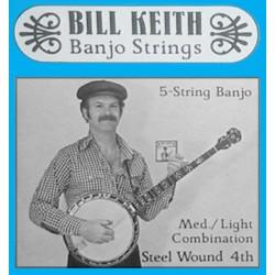 Bill Keith Banjo Acier