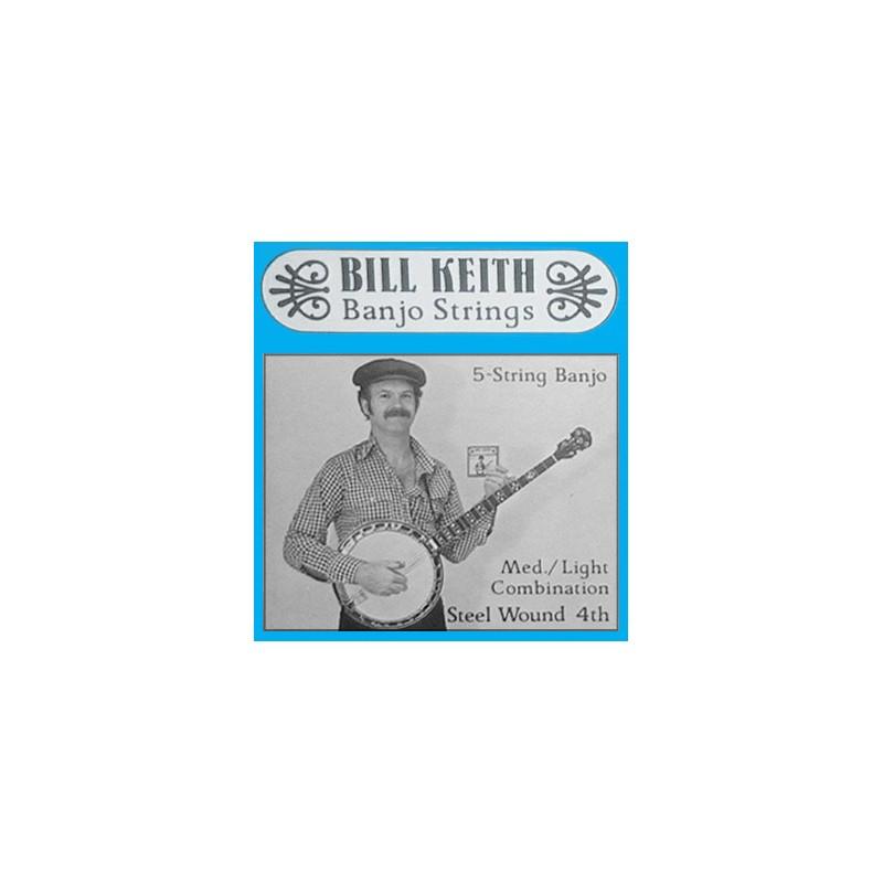 Bill Keith Banjo Steel