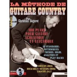 METHODE GUITARE COUNTRY
