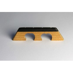 Tenor banjo bridge - Hutchings