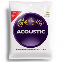 Martin acoustic set