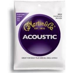 Martin acoustic set Phosphor Bronze